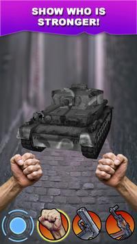 Crash Tank Simulator 2017 poster