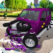 Crash Test LADA VAZ NIVA icon