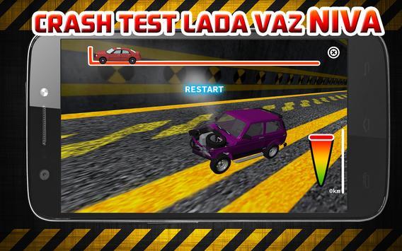 Crash Test LADA VAZ NIVA screenshot 12