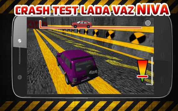 Crash Test LADA VAZ NIVA screenshot 1