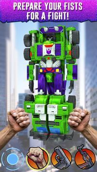 Crash Test Classic Robot poster
