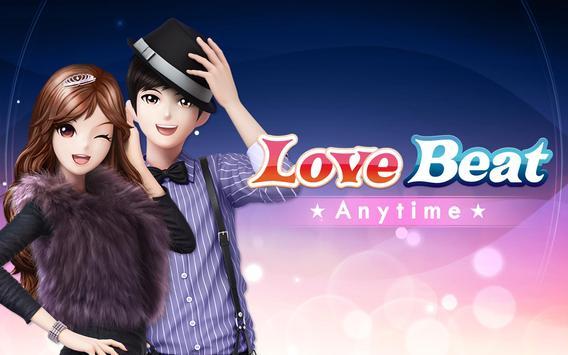 LoveBeat: Anytime (Global) ảnh chụp màn hình 12