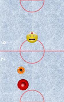 Crazy Hockey Free apk screenshot
