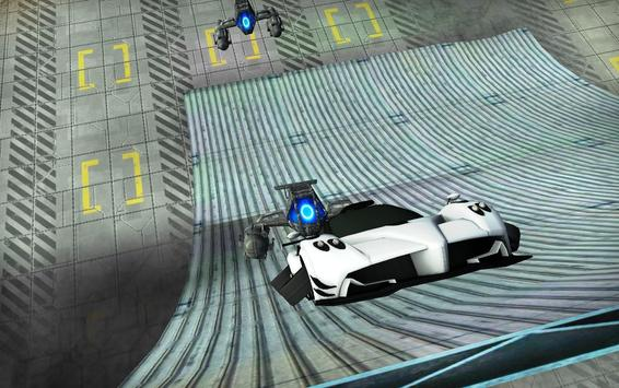 Flying Car Simulator 3D screenshot 2