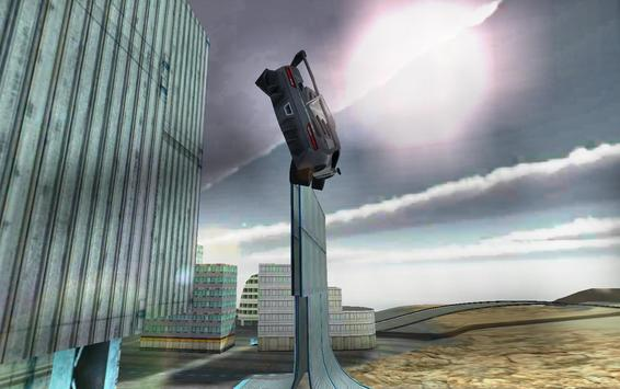 Flying Car Simulator 3D screenshot 4