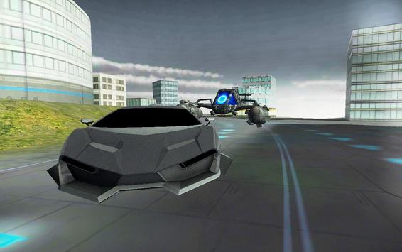 Flying Car Simulator 3D screenshot 5