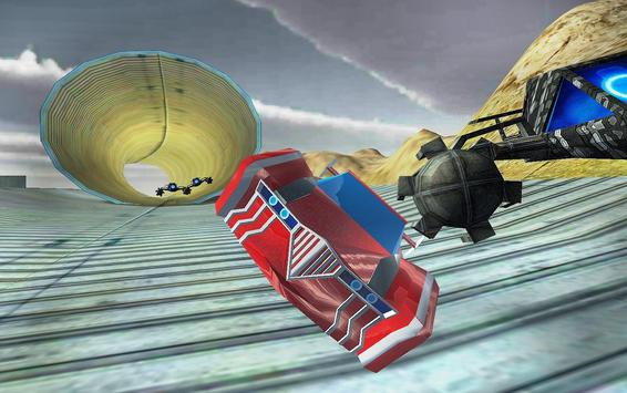 Flying Car Simulator 3D screenshot 6