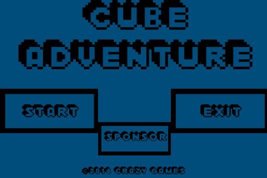 Cube Adventure poster