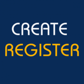 Create Register icon