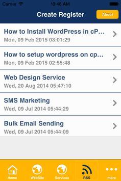 Create Register screenshot 3
