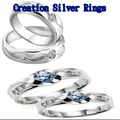 Creation Silver Rings