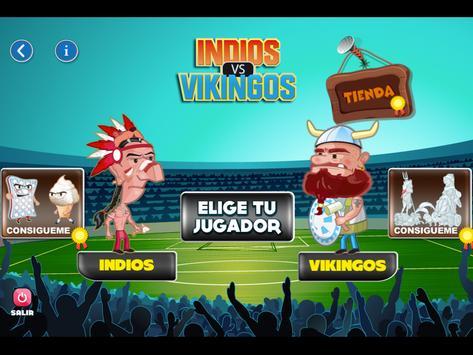 Indios vs Vikingos screenshot 10