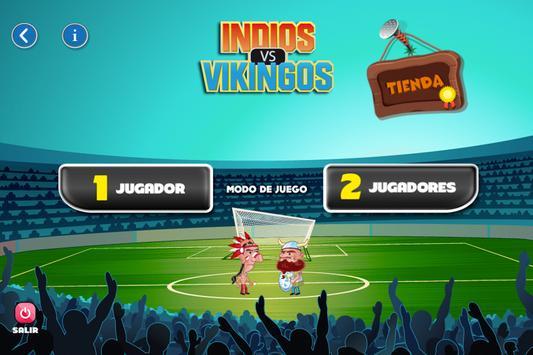Indios vs Vikingos screenshot 1