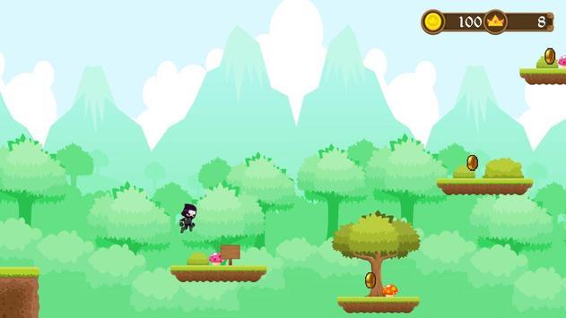Super Knight Runner screenshot 1
