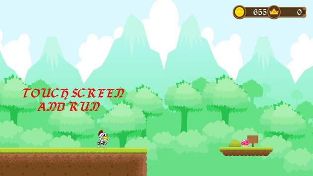 Super Knight Runner screenshot 2