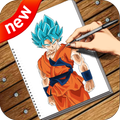 How To Draw DragonBall Super Characters