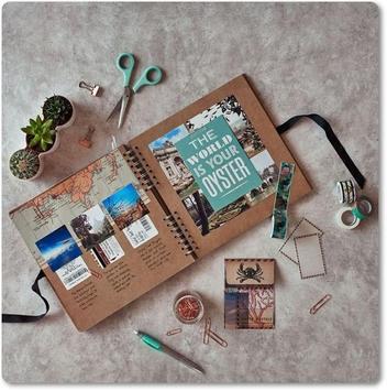Creative Cool DIY Scrapbook Ideas screenshot 2
