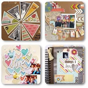 Creative Cool DIY Scrapbook Ideas screenshot 9
