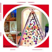 Creative Christmas Tree icon