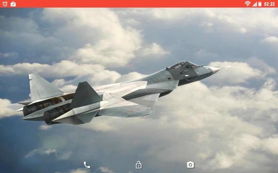 Aircraft Plane Air 3D LWP screenshot 4