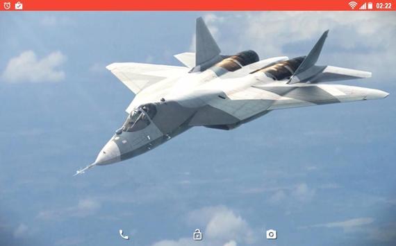 Aircraft Plane Air 3D LWP screenshot 5