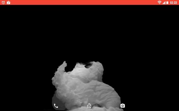 Smouk Tornado Disaster LWP screenshot 3