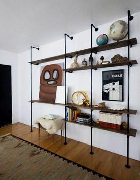 Creative Book shelf Ideas apk screenshot