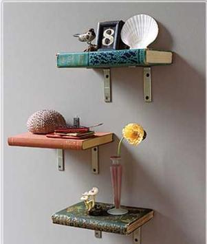 Creative Bookshelves DIY screenshot 5