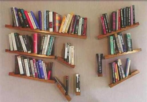 Creative Bookshelves DIY screenshot 6