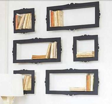 Creative Bookshelves DIY screenshot 7