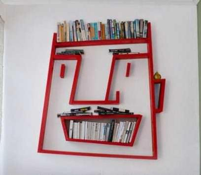 Creative Bookshelves DIY screenshot 11