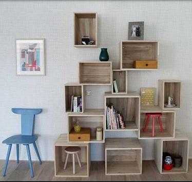 Creative Bookshelves DIY screenshot 3