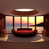 Creative Bedroom Design icon