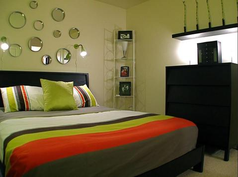 Creative Bedroom Design screenshot 3