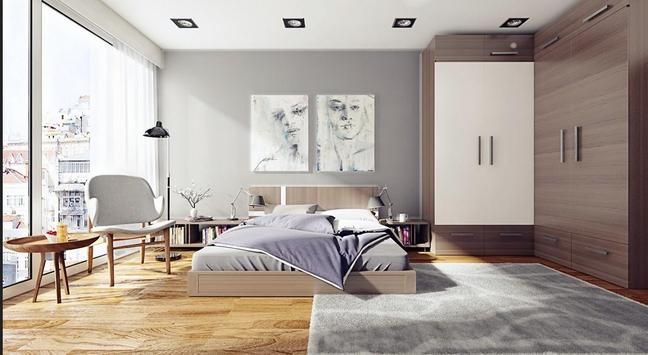 Creative Bedroom Design poster