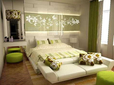 Creative Bedroom Design screenshot 1