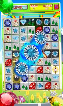 Match Diamonds - Puzzle Game screenshot 3