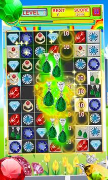 Match Diamonds - Puzzle Game screenshot 5