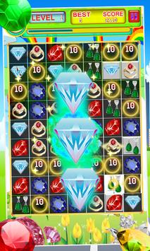 Match Diamonds - Puzzle Game screenshot 6
