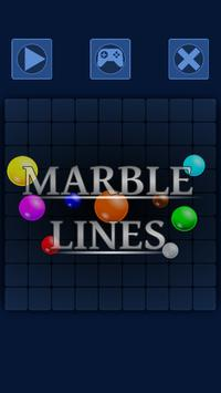 Marble Lines poster