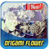 Origami Flower Bouquet icon
