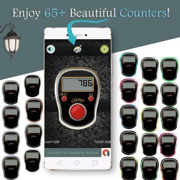 Tasbeeh Counter 2020 - Muslim Tasbih & Dhikr App screenshot 3
