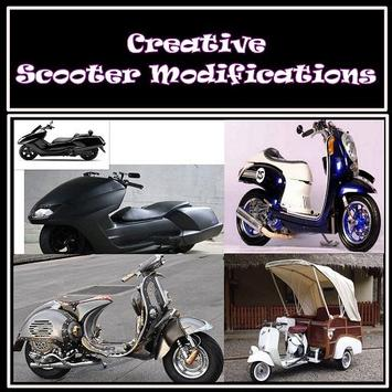 Creative Scooter Modifications apk screenshot