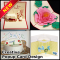 Creative 3D Popup card Ideas