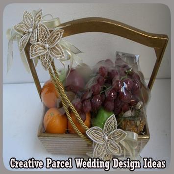 Creative Parcel Wedding Design Ideas poster