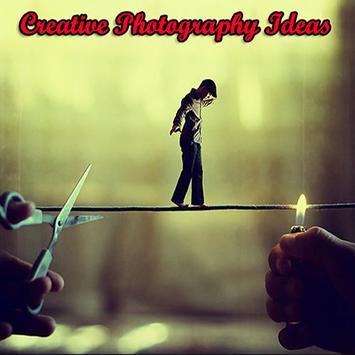 Creative photography ideas poster
