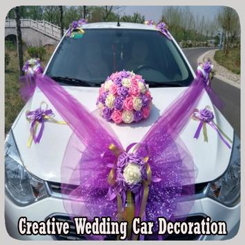 Creative wedding car decoration apk download free lifestyle app creative wedding car decoration poster junglespirit Image collections