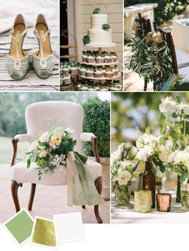 Creative Wedding Decorating Ideas poster