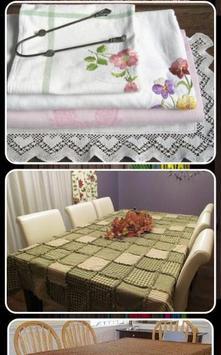 Creative Tablecloth Ideas screenshot 2