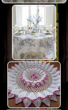 Creative Tablecloth Ideas screenshot 4